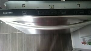 Samsung dishwasher DW80F600 sold for parts