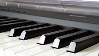 In-home piano lessons - Georgetown, Milton, West Brampton