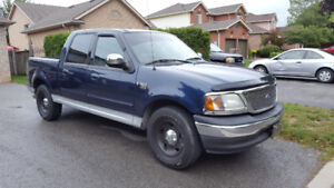 CERTIFIED 2003 Ford F-150 XLT Crew Cab