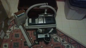 Electrolux Vacuum Cleaner & Storage Chest