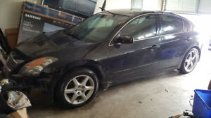 07 Nissan Altima as is