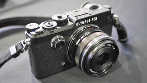 Olympus Pen-F and 17mm f1.8