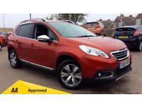 2015 Peugeot 2008 1.6 e-HDi Allure EGC Automatic Diesel MPV