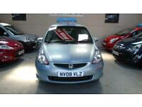 2008 Honda Jazz 1.4 i-DSi SE 5dr HATCHBACK Petrol Manual