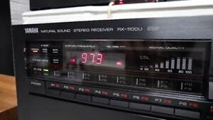 Yamaha RX-1100U  2 Channel Stereo Receiver