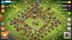 MAX TH11 - CLASH OF CLANS- URGENT!