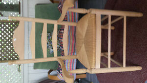 8 New Dining Chairs..$200..