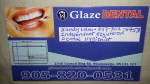 **FREE DENTAL CLEANING Kids, $99 Adults by Independant RDH