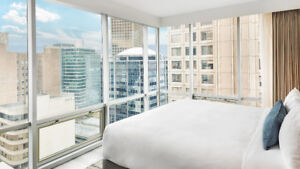 Two Nights' Hotel Accommodation in Vancouver