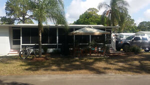 Sarasota Sun N Fun Vacation Mobile Home for rent