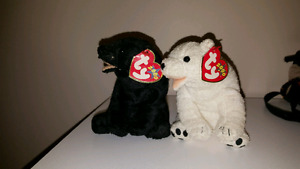 BEANIE BABY TY DOGS