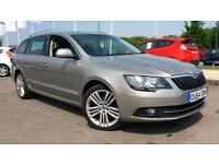 2014 Skoda Superb 2.0 TDI CR 170 Elegance 4X4 5d Automatic Diesel Estate