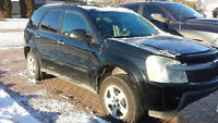 2005 Chevrolet Equinox AWD  $4500