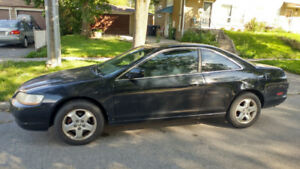 Need to sell by tonight... 2000 Honda Accord EX V6 Coupe!