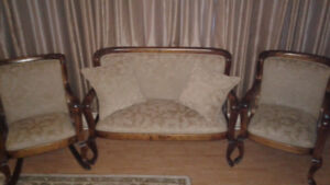 Late 1800s early 1900s 3 pc set