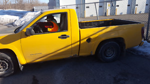 2004 Chevy Colorado Pickup Truck for parts, price negotiable