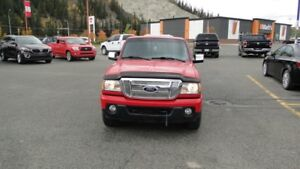 2010 Ford Ranger Sport 4x4 SuperCab 126 in