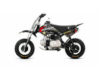 DEMON X MINIPIT PIT BIKE MOTOCROSS OFF ROAD @ RPM OFFROAD LTD