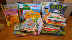 Lot of childrens books