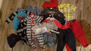Lot de vêtement 6-12 mois