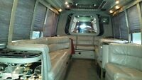 1998 Ford E450 18 PAX LIMO,LIMOUSINE, PARTY BUS