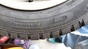 BRAND NEW 185/60/R15 winter tires 4 set ONLY AVAILABLE WEEKENDS Edmonton Edmonton Area image 6