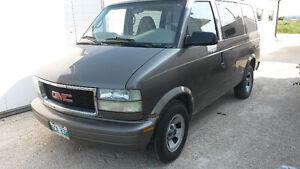 2002 GMC Safari SLE Minivan, Van