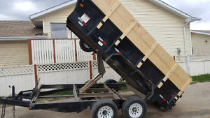 4035109011 ALL WASTE Garbage Dump Junk Removals & Demolitions!!