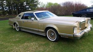 1978 Lincoln MK-V