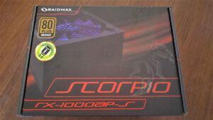 Raidmax Power Supply PSU 1000w