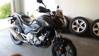 2102 Honda NC 700x  Great all purpose bike