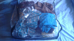 Women's Size XL Summer Top Lot & A Jacket