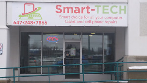 Smart-Tech Affordable and reliable cell and computer repair