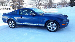 2007 Ford Mustang Pony Package