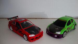 Collection : Petites voitures (autos miniatures)