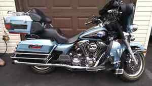 2007 Harley Davidson Ultra Classic Cambridge Kitchener Area image 1