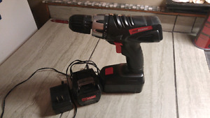 Drill Master cordless electric drill