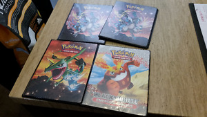 Pokemon Card Binders