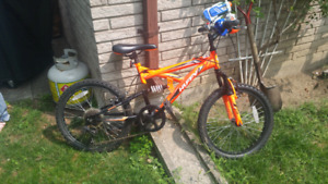 Kids Huffy BMX bicycle