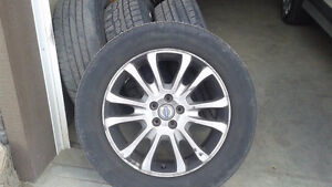 rime and tiers for volvo xc60