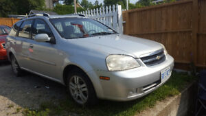 2007 Chevrolet Optra Lt Wagon -- Certified