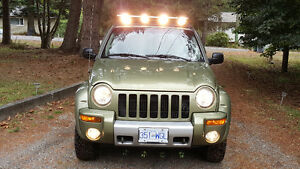 2002 Jeep Liberty Renegade SUV, Crossover