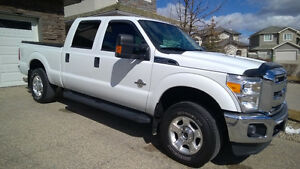 2012 Ford F-250 XLT Diesel - Only 43,000 kms
