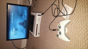 Xbox 360 33 games and tv