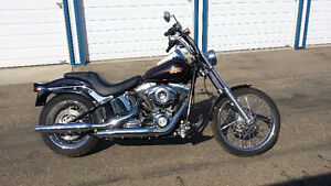 2010 New Harley Davidson Softail FXSTC - Stock, Under 1000KM -