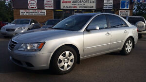 CERTIFIED 2009 Sonata GLS - LOADED - HTD SEATS - IN YORKTON