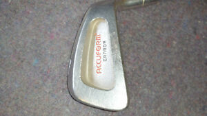 Accuform Iron Set 3-PW, Right Hand