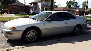1996 Chrysler Sebring Lxi Coupe (2 door)