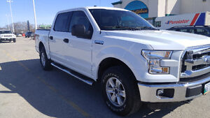 2015 Ford F-150 SuperCrew XLT Pickup Truck
