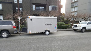 MUST SELL - 12 x 6 Utility/Cargo Trailer